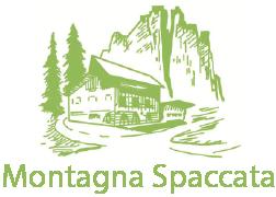 Ristoro la montagna spaccata Logo